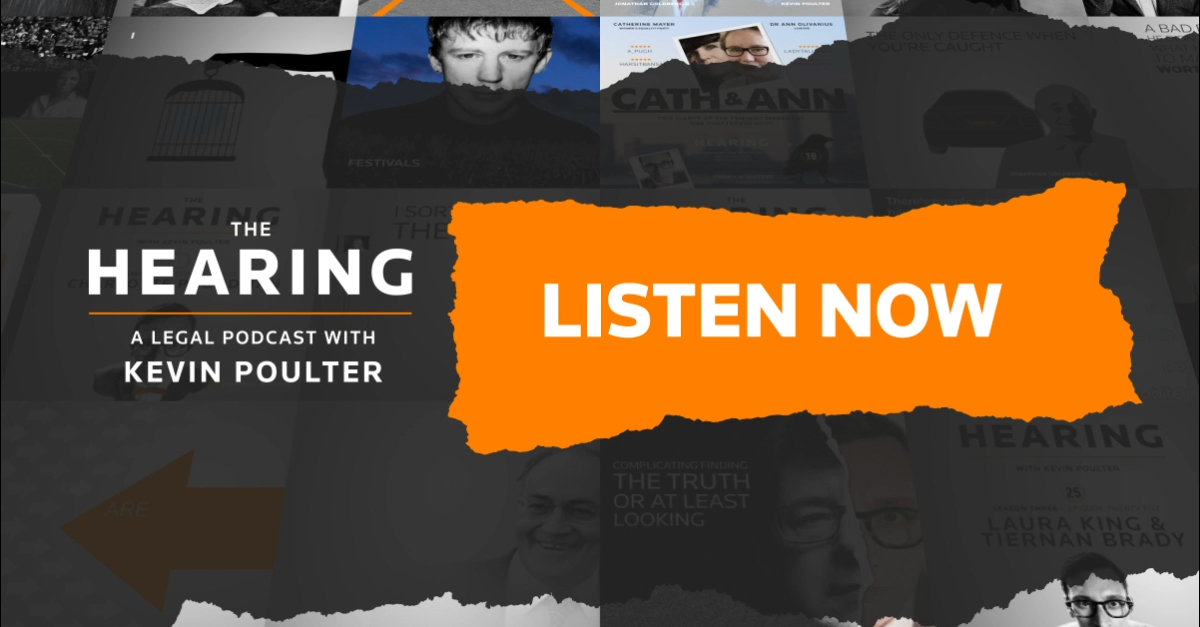 The Hearing - A legal podcast from Thomson Reuters