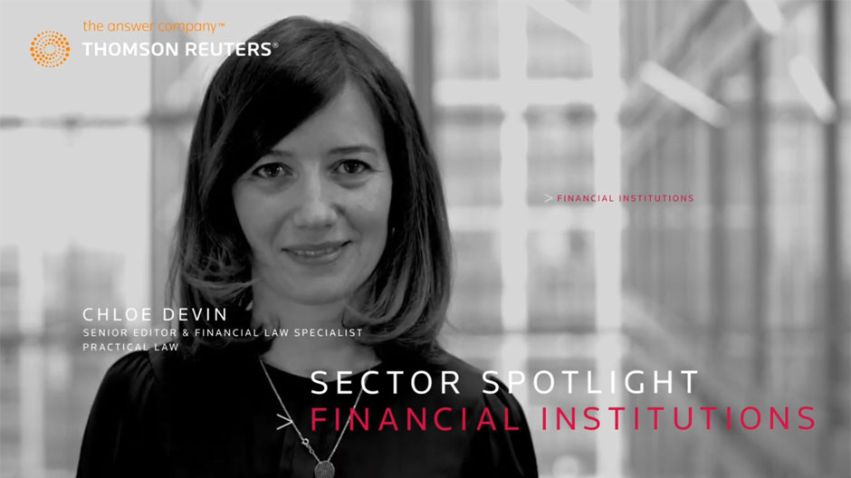 Sector Spotlight Financial Institutions