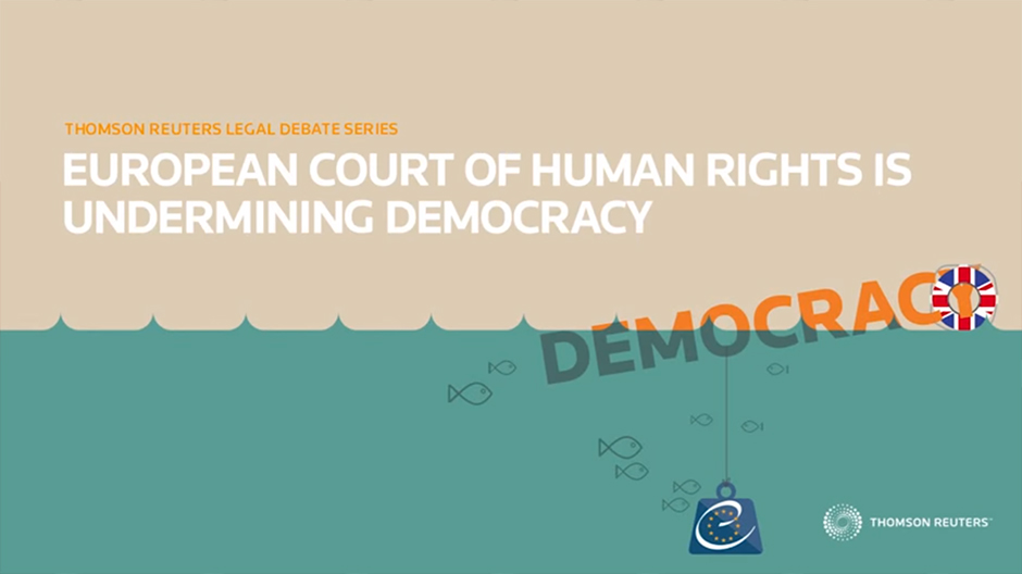 European Court of Human Rights is Undermining Democracy