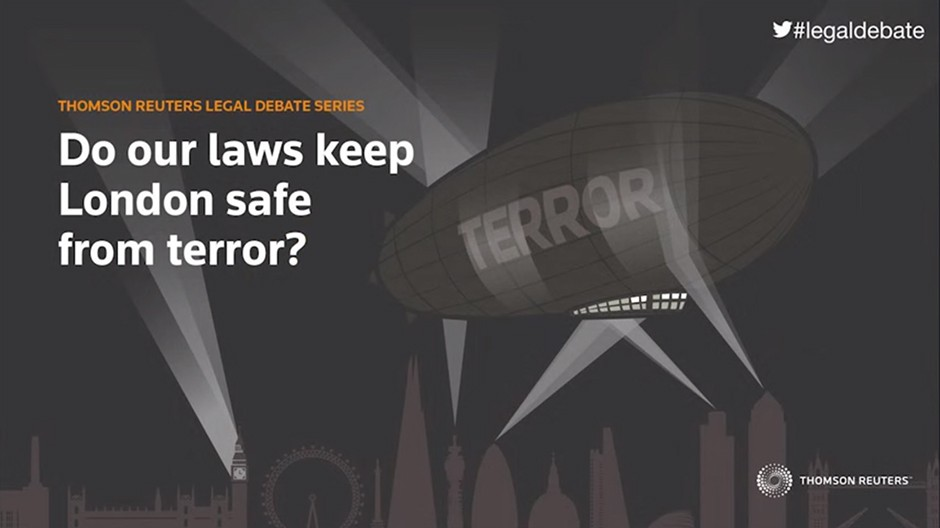 Do our laws keep London safe from terror?