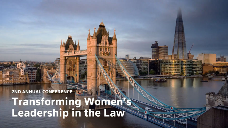 Transforming Women's Leadership in the Law